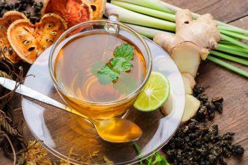 צמחי תה בחביתותים שלכם